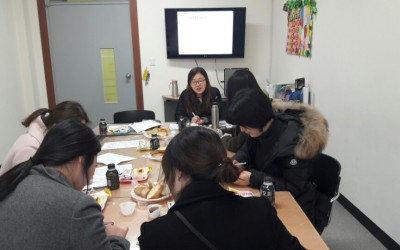 청소년 꿈 프로젝트 유관기관 간담회 1