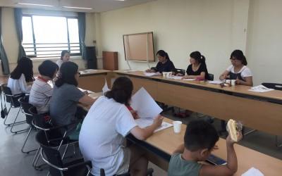 2016년 제 1차 신규활동지원인력 보수교육 진행사진